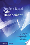 Problem Based Pain Management Book PDF
