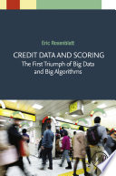 Credit Data and Scoring
