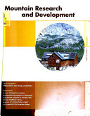 Mountain Research and Development