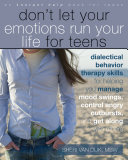 Don't Let Your Emotions Run Your Life for Teens Pdf/ePub eBook