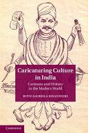 Caricaturing Culture in India