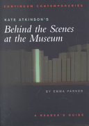 Kate Atkinson's Behind the Scenes at the Museum