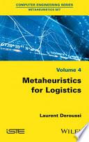 Metaheuristics for Logistics Book