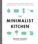 The Minimalist Kitchen Book