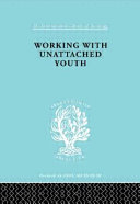 Working with Unattached Youth