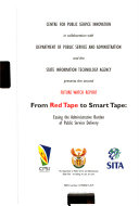 From Red Tape To Smart Tape
