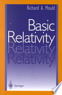 Basic Relativity Book
