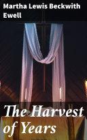 The Harvest of Years Pdf/ePub eBook