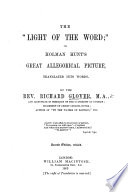 The    Light of the Word    sic   or Holman Hunt s great allegorical picture  translated into words