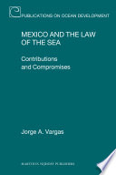 Mexico and the Law of the Sea