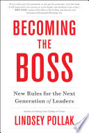 Becoming the Boss Book