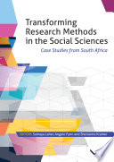 Transforming Research Methods in the Social Sciences Book PDF