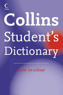 Collins Student's Dictionary