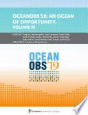 Oceanobs 19  An Ocean of Opportunity  Volume III