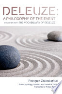 Deleuze A Philosophy Of The Event