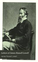 Letters of James Russell Lowell