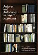 Autoren und Autorinnen in Bayern