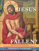 Jesus: Fallen? ebook