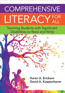 Comprehensive Literacy for All