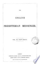 The English Presbyterian Messenger