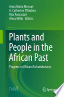 Plants And People In The African Past