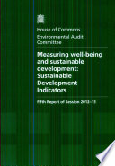Measuring Well Being And Sustainable Development Book PDF