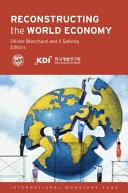 Reconstructing the World Economy