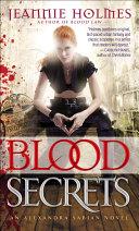 Blood Secrets Book