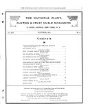 National Plant, Flower and Fruit Guild Magazine ebook
