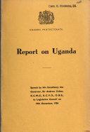 Report On Uganda