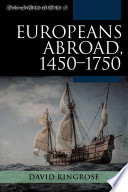 Europeans Abroad  1450   1750