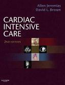 Cardiac Intensive Care E Book