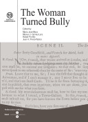 The Woman Turned Bully