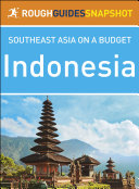 Indonesia (Rough Guides Snapshot Southeast Asia) [Pdf/ePub] eBook