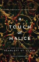 A Touch of Malice Pdf/ePub eBook