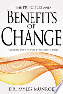 The Principles and Benefits of Change