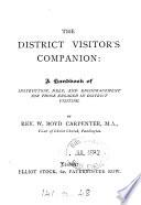 The district visitor s companion