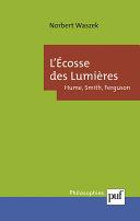 L'Écosse des Lumières : Hume, Smith, Ferguson Pdf/ePub eBook