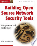 Building Open Source Network Security Tools Book PDF