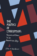 The Politics of Corruption Pdf/ePub eBook