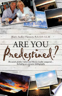 Are You Predestined  Book