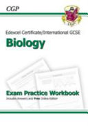 Edexcel Certificate/International GCSE Biology Exam Practice Workbook (with Answers & Online Edition)