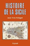 Pdf Histoire de la Sicile Telecharger