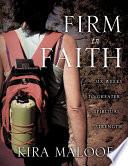 Firm In Faith
