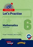 Books - Oxford Lets Practise Mathematics Grade 6 Practice Book | ISBN 9780199045457