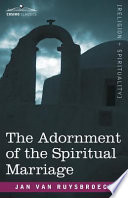 The Adornment of the Spiritual Marriage Book