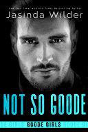 Not So Goode [Pdf/ePub] eBook