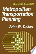 Metropolitan Transportation Planning, 2nd Edition