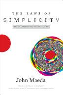 The Laws of Simplicity Pdf/ePub eBook