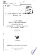 U S  Involvement in the Overthrow of Diem  1963 Book PDF